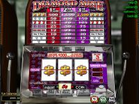 Diamond Mine RTG Slot Slot Reels