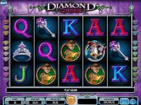 Diamond Queen IGT Slot main