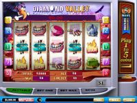 Diamond Valley PlayTech Slot Slot Reels