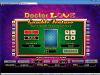 Doctor Love Microgaming Slot Gamble Screen