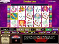 Doctor Love CryptoLogic Slot Slot Reels
