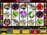 Dogfather Microgaming Slot Slot Reels
