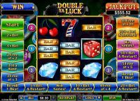 Double Ya Luck RTG Slot Slot Reels
