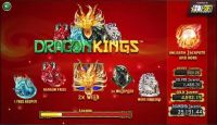 Dragon Kings BetSoft Slot Info