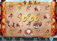 Dragons Scroll Genesis Slot Slot Reels