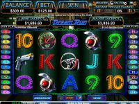Dream Run RTG Slot Slot Reels