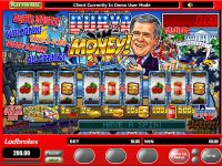 Dubya Money Microgaming Slot Bonus 1