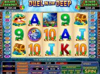 Duel In The Deep NuWorks Slot Slot Reels