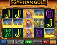 Egyptian Gold Games Warehouse Slot Slot Reels