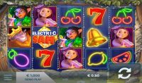 Electric Sam Elk Studios Slot Slot Reels