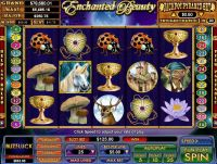 Enchanted Beauty NuWorks Slot Slot Reels