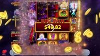 Enchanting Spells 2 by 2 Gaming Slot Winning