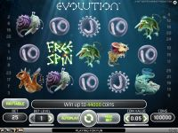 Evolution NetEnt Slot Slot Reels
