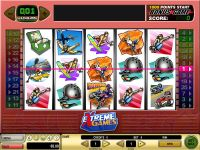 Extreme Games GTECH Slot Slot Reels