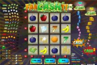 FanCASHtic Amaya Slot Slot Reels