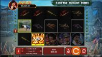 Fantasy Mission Force RTG Slot Slot Reels