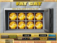 Fat Cat WGS Technology Slot Bonus 1