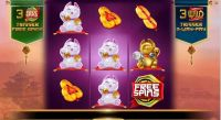 Feng Shui Kitties Booming Games Slot Slot Reels