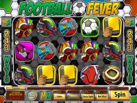 Football Fever Saucify Slot Slot Reels