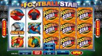 Football Star Microgaming Slot Slot Reels