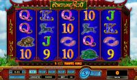 Fortune 8 Cat Amaya Slot Slot Reels