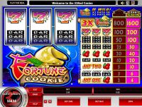 Fortune Cookie Microgaming Slot Slot Reels