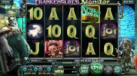 Frankenslot's Monster Betsoft Slot main