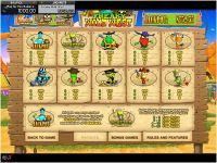 Freaky Wild West GamesOS Slot Info