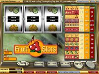 Fruit WGS Technology Slot Slot Reels