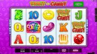 Fruits vs Candy Microgaming Slot Slot Reels