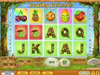 Fruity Friends NeoGames Slot Slot Reels