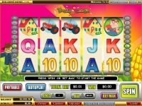 Funky Chicken WGS Technology Slot Slot Reels