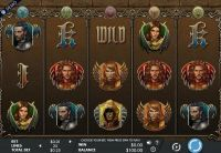 Game Of Swords Genesis Slot Slot Reels