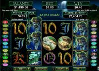 Ghost Ship RTG Slot Slot Reels