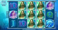 God of Wild Sea Playson Slot Slot Reels