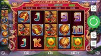 Goddes of the Moon Booongo Slot Slot Reels