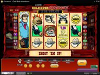 Gold Rush Showdown 888 Slot Bonus 1