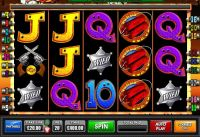 Gold Strike Games Warehouse Slot Slot Reels