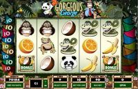Gorgeous George Parlay Slot Slot Reels