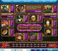 Gypsy Queen Leap Frog Slot Info