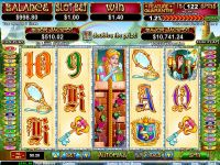 Hairway to Heaven RTG Slot Slot Reels