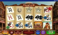 Heart of the Frontier PlayTech Slot Slot Reels