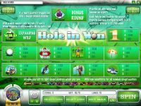 Hole in Won Rival Slot Info