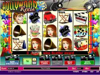 Hollywood Reels Parlay Slot Slot Reels
