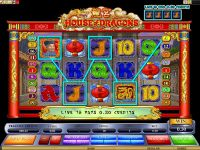 House of Dragons Microgaming Slot Slot Reels