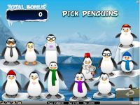 Icy Wonders NetEnt Slot Bonus 1