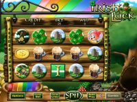 Irish Luck Eyecon Slot Slot Reels
