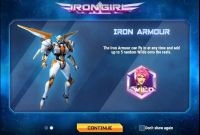 Iron Girl Play'n GO Slot Bonus 1