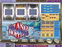 Island Hoppers WGS Technology Slot Slot Reels