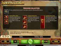 Jack and the Beanstalk NetEnt Slot Bonus 1